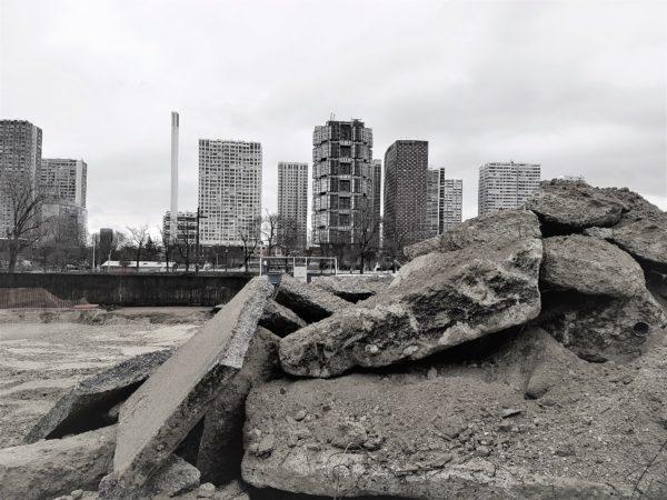 Hélène MARRAUD // De briques et de blocs