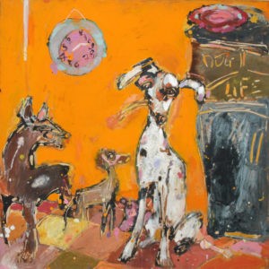 Vincent M'Bandeve // Dog life